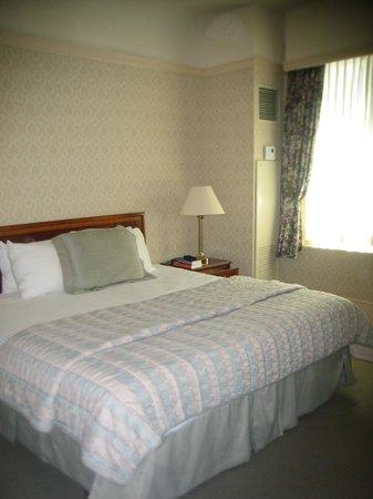 The Opal San Francisco : Hotelkamer