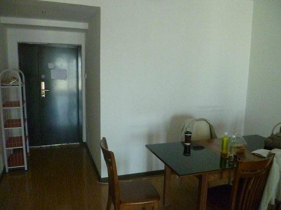 IC Holiday Shun Cheng Serviced Apartments : Living room