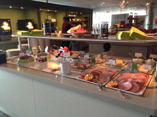 Stromstad Spa: Breakfast area