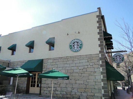 Starbucks durango 558 main ave restaurant reviews for Durango fish hatchery