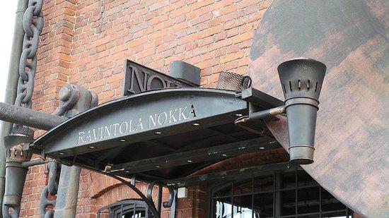 Nokka restaurant, Helsinki, Finland