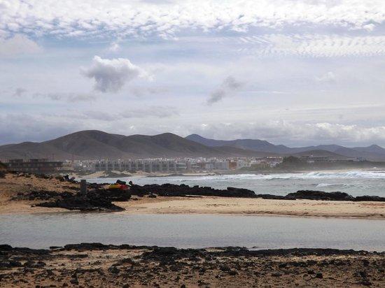 Playas del Cotillo - Picture of El Cotillo Beach & Lagoons, El Cotillo - ...