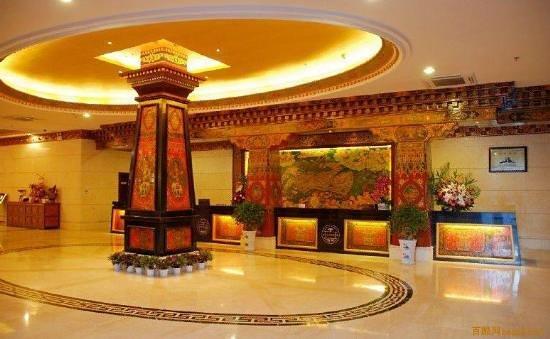 Tianguan Buliding of Sichuan Hotel