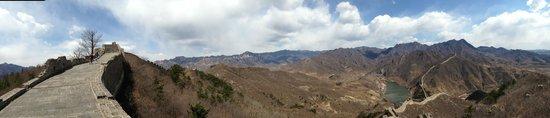 Tur Pribadi Harian - ke Beijing Tur Guide Catherine: Hiking The Great Wall