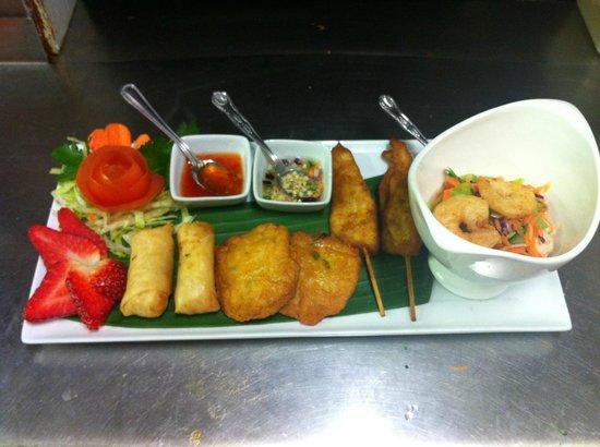 So Thai: Combo starter