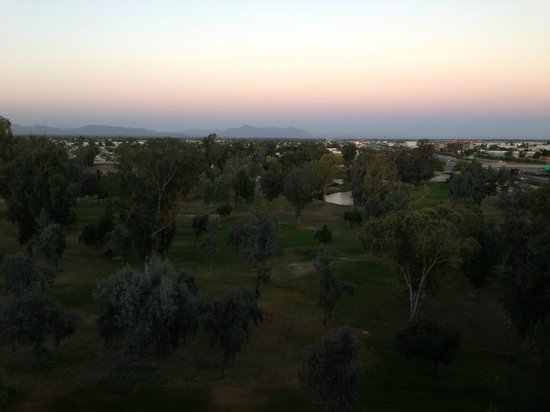 Hilton Phoenix/ Mesa: Room View