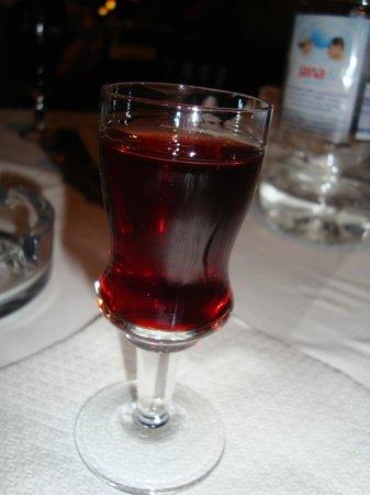 Macondo: liquore alla ciliegia