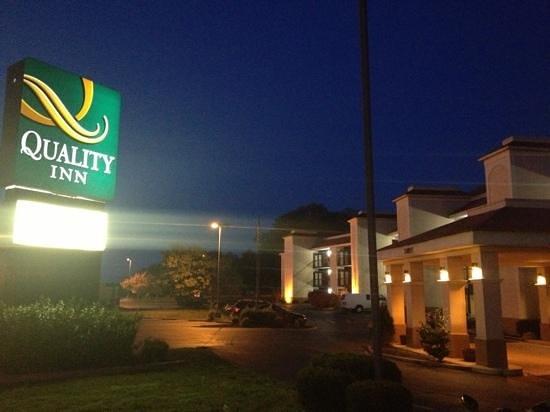 Quality Inn: quality ???