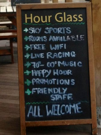 Hour Glass Hotel: Excellent Service