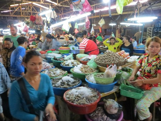 Central Market: markets