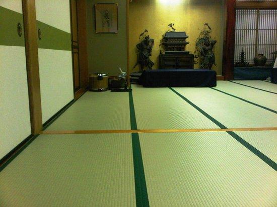 Sukeroku No Yado Sadachiyo : dining room