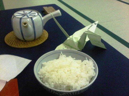 ساداتشيو: rice, crane placeholder and teapot