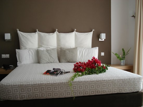 Pantokrator Hotel : Luxury Room