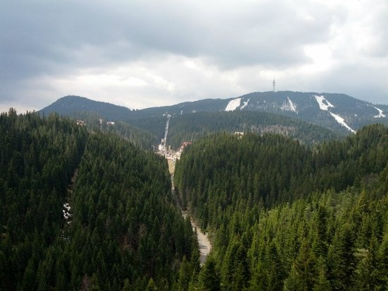 Orlovetz Hotel : INcredible view