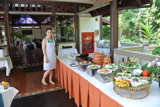 Centara Villas Phuket: cooking class