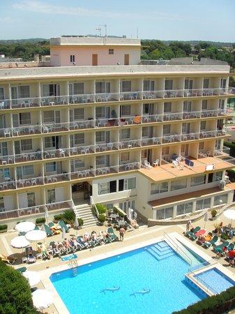 Don Miguel Playa Hotel: Ein Blick auf das Hotel