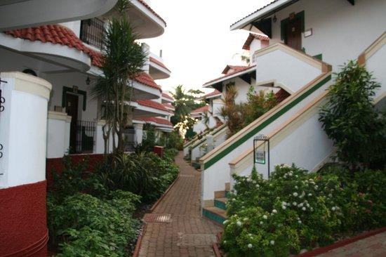 Heritage Village Resort & Spa Goa: The villas