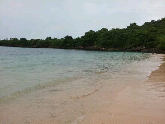 Desa Sekotong Barat, Indonésie : pink beach lombok