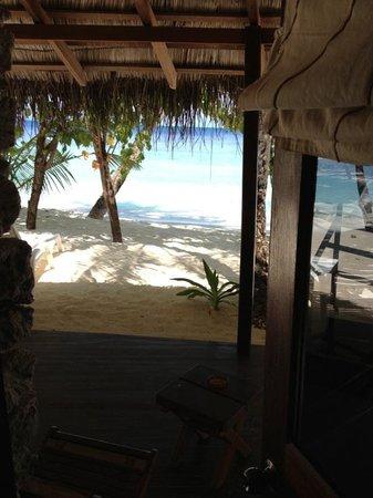 VOI Dhiggiri Resort: Fuori dalla camera