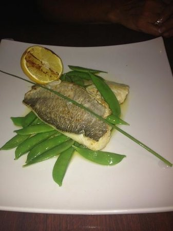 The Bective: Sea bream