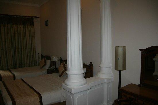 Bodega Hotel: Room
