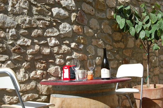 Tout Simplement : Restaurant en terrasse