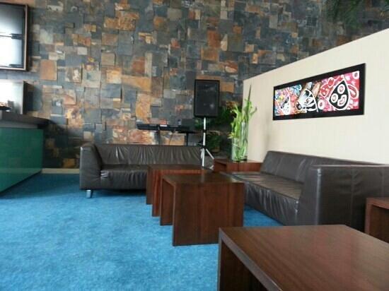 Estelar Apartamentos Barranquilla: Bar del Lobby