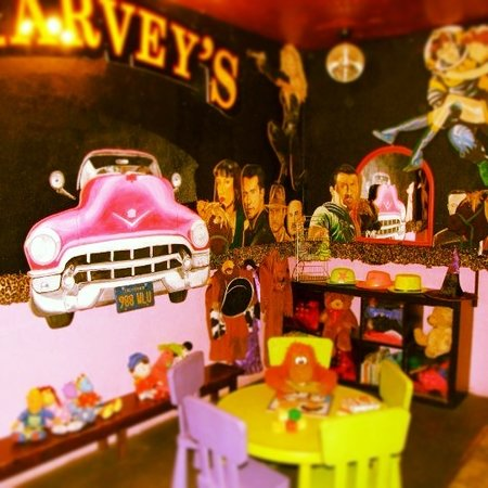 Harvey's Bar