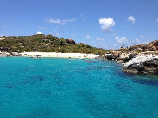 Cruz Bay Watersports: The Baths on Virgin Gorda