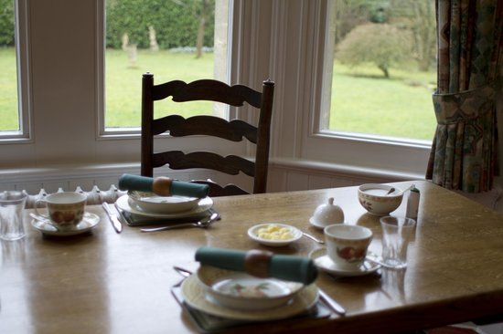 1, Woodchester Lodge: Dining room