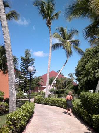 Grand Bahia Principe La Romana: Jardins