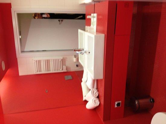 Poziom 511 Design Hotel & Spa: Bathroom