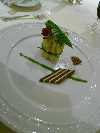 Hotel Restaurant Zur Krone: Optisch und geschmacklich herausragend!