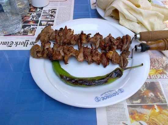 Sehzade Cag Kebap: Cag Kebap Delicious !