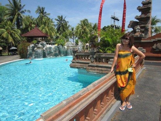Ramada Bintang Bali Resort: where I stayed