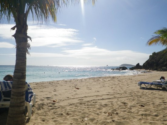 Bluebeard's Beach : relaxation