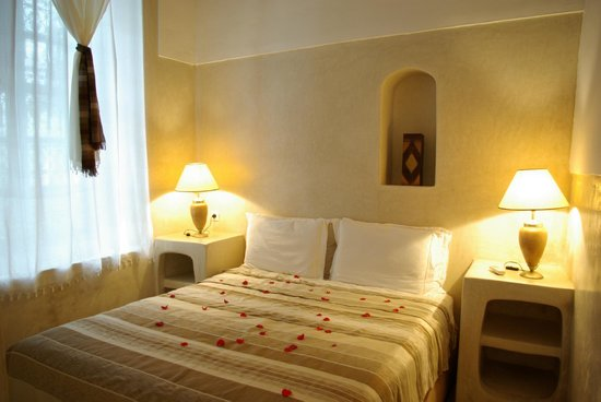 Riad l'Orangeraie: 'Ginger' room