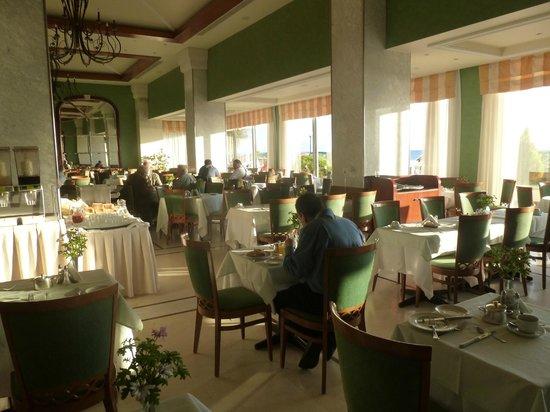 Hotel Mediterranean: Mediterranean Hotel Rhodes City :dining room
