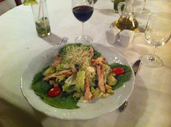 St. Antonio: salade césar