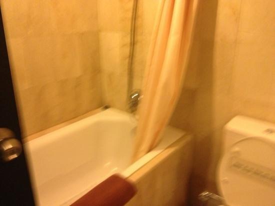 Losari Hotel & Villas : bathroom