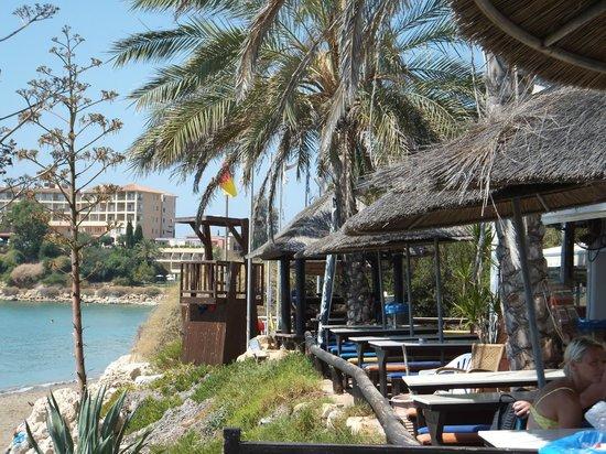 Nammos Beach Bar: Namos Bar Coral Bay