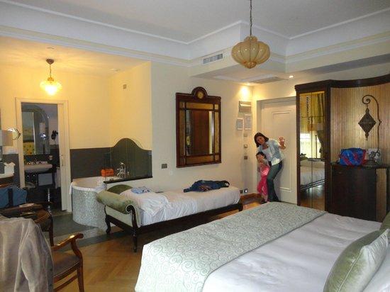 Grand Hotel Savoia: Camera 307