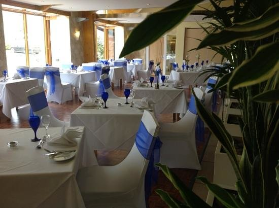 Draycote Hotel: New contemporary restaurant at the Draycote