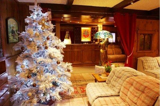 Stella Del Nord Hotel : Reception hall