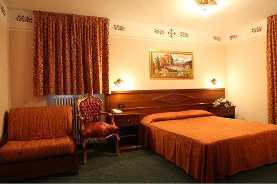 Stella Del Nord Hotel : Double room