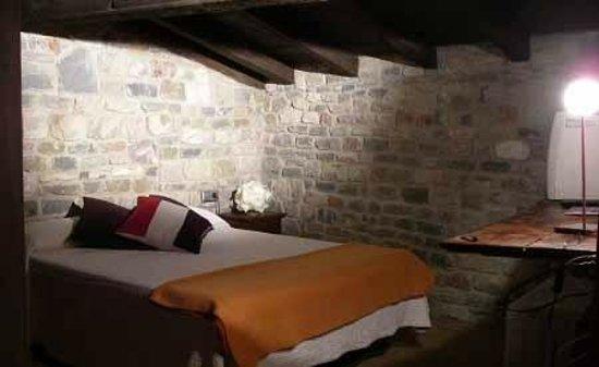 Hotel Monegal: romàntica