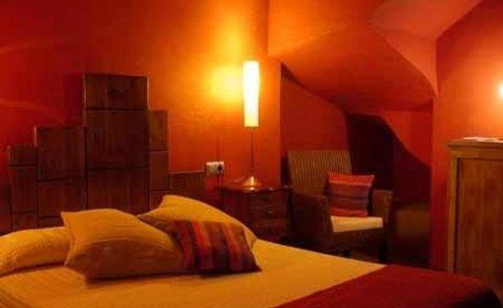 Hotel Monegal: alegre y confortable