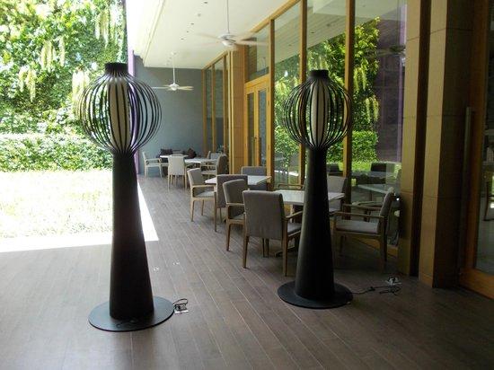 Holiday Inn Express Phuket Patong Beach Central: reception area