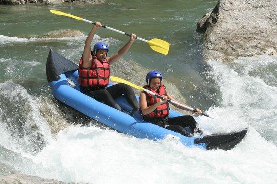 Base Sport And Nature Canoe Verdon