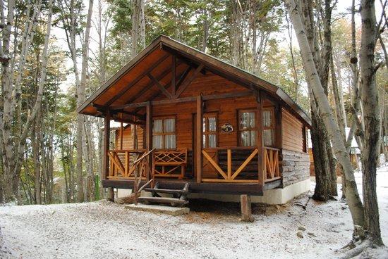 Aldea Nevada - Cabanas: Cabaña de un dormitorio